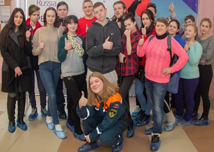 Волонтёрский отряд «Надежда»