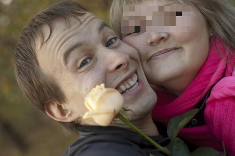 Алексей с женой. Фото: СОЦСЕТИ