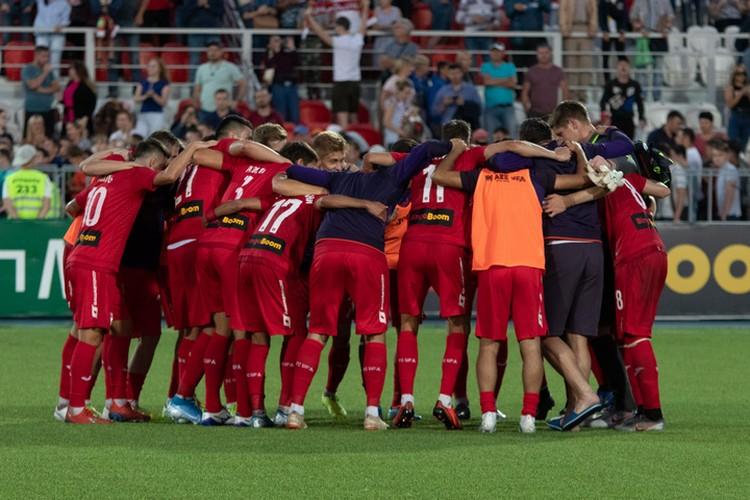 Нынешняя «Уфа» поставляет футболистов практически во все клубы премьер-лиги