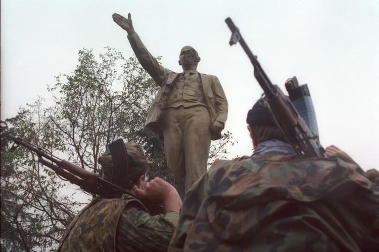 К лету 1995-го 98% территории Чечни было под контролем федералов.