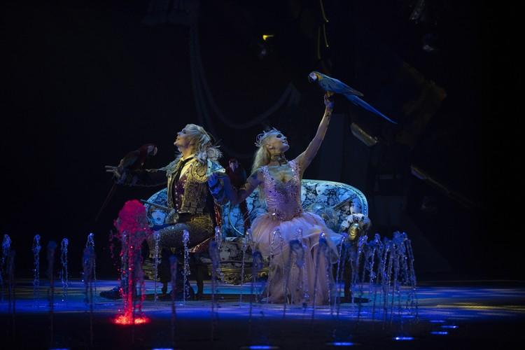 В новом цирке отдельные номера будут объедены общим режиссерским сценарием. Фото: предоставлено «Росгосцирком».