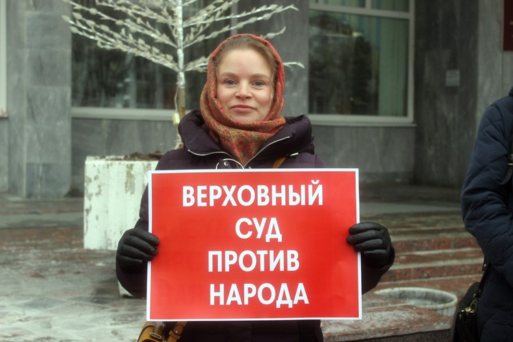 Ксения Соколова считает, что битва не проиграна