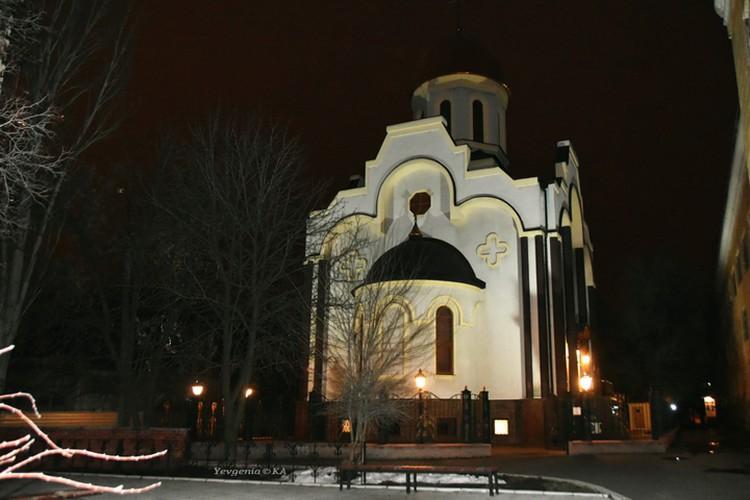 Наш храм святого апостола Андрея Первозванного. Фото: Евгения Карпачева