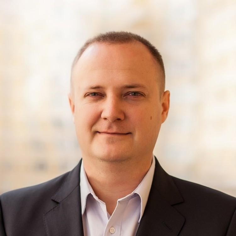 Руководитель компании «Телематик Солюшнс» Павел Овсянников. Фото: Личный архив