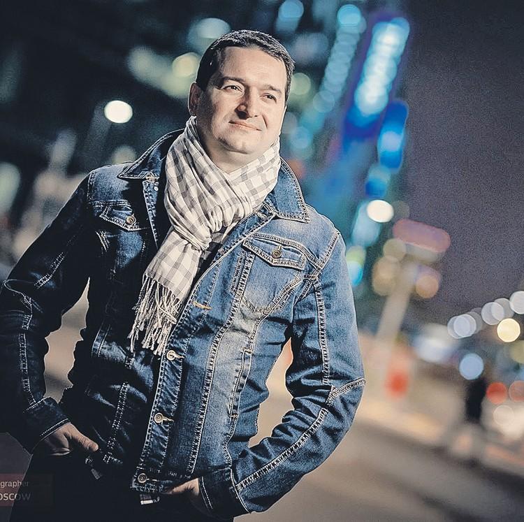 40-летний Юрий Магомаев работает в жанре шансон. Фото: instagram.com/yuramagomaev