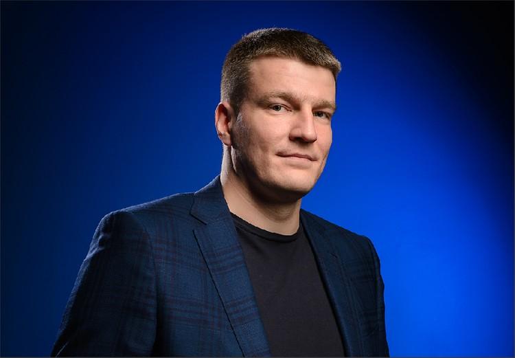 Генеральный директор баскетбольного клуба «Парма» Александр Башминов
