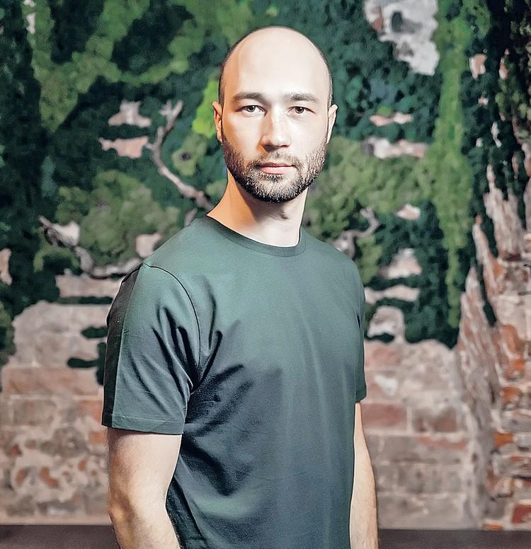 Ринат Аслямов. Фото: Личный архив