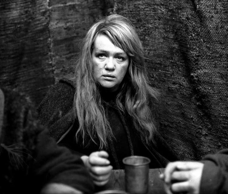 Единственная роль, которую ставила себе в зачет Галина Волчек, – это Регана в фильме Григория Козинцева «Король Лир»