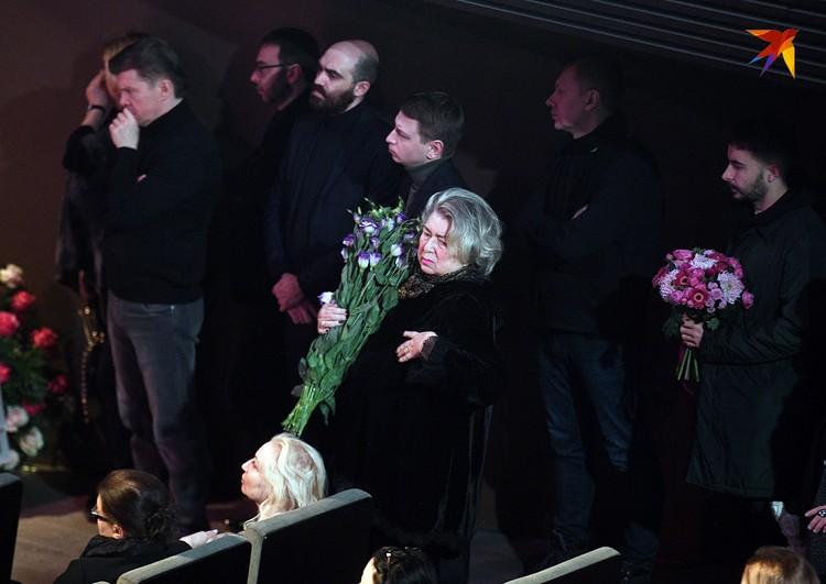 Тренер Татьяна Тарасова