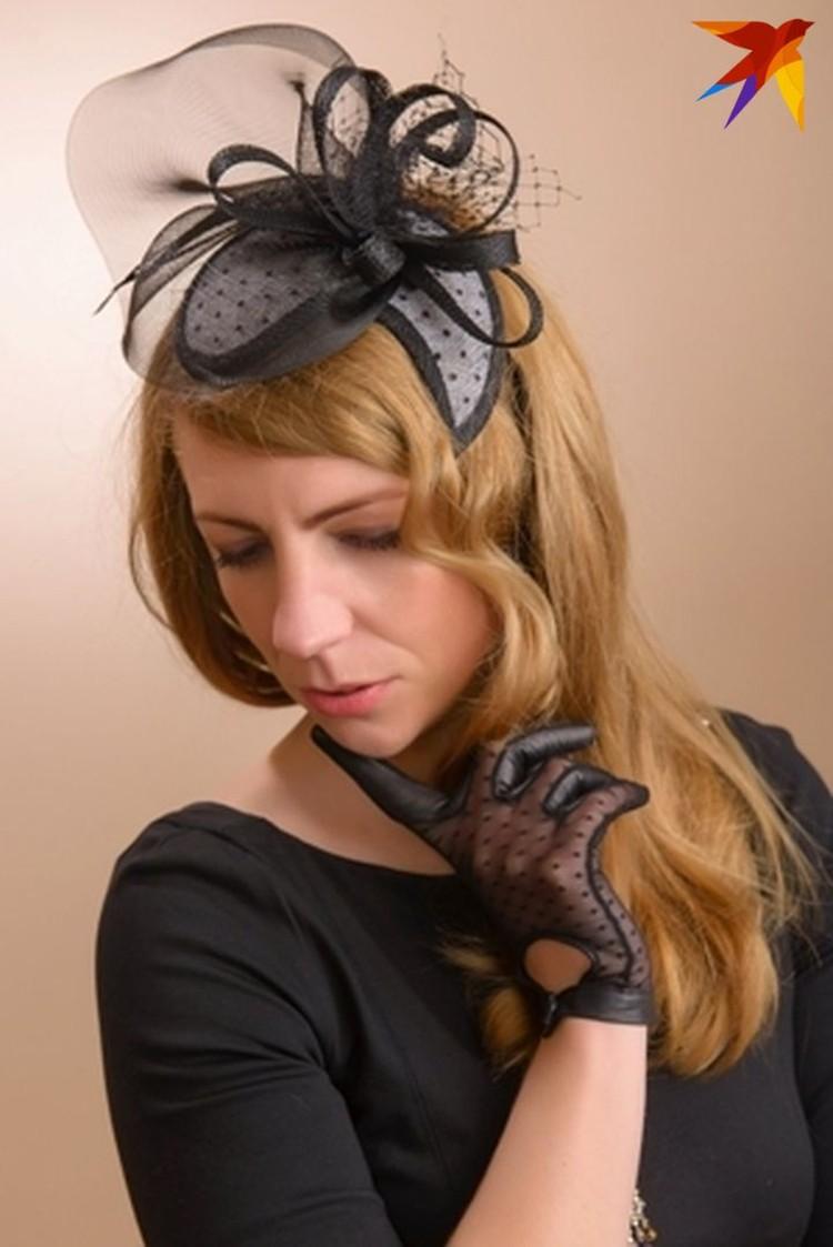- Я рассматриваю шляпы как ключ к преображению женщины, которая часто загнана в резиновые сапоги и мужскую работу. Фото: личный архив.
