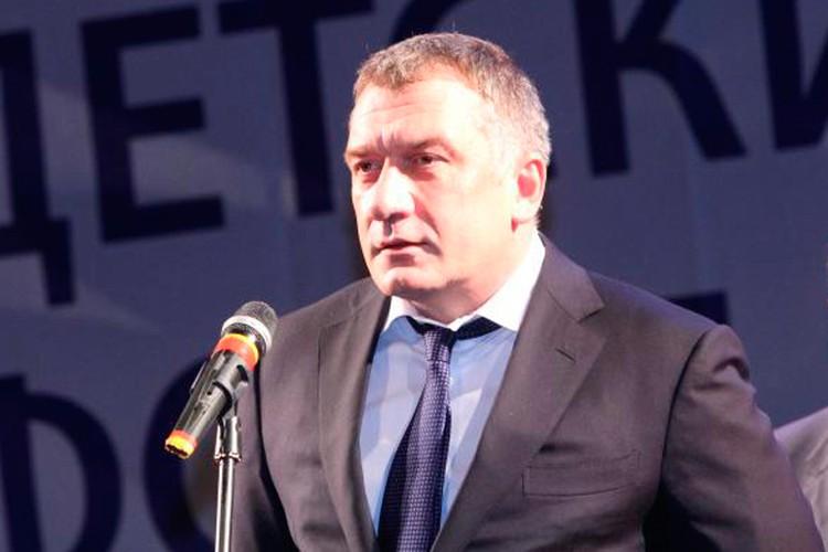 Депутат Заксобрания Ленобласти Владимир Петров.