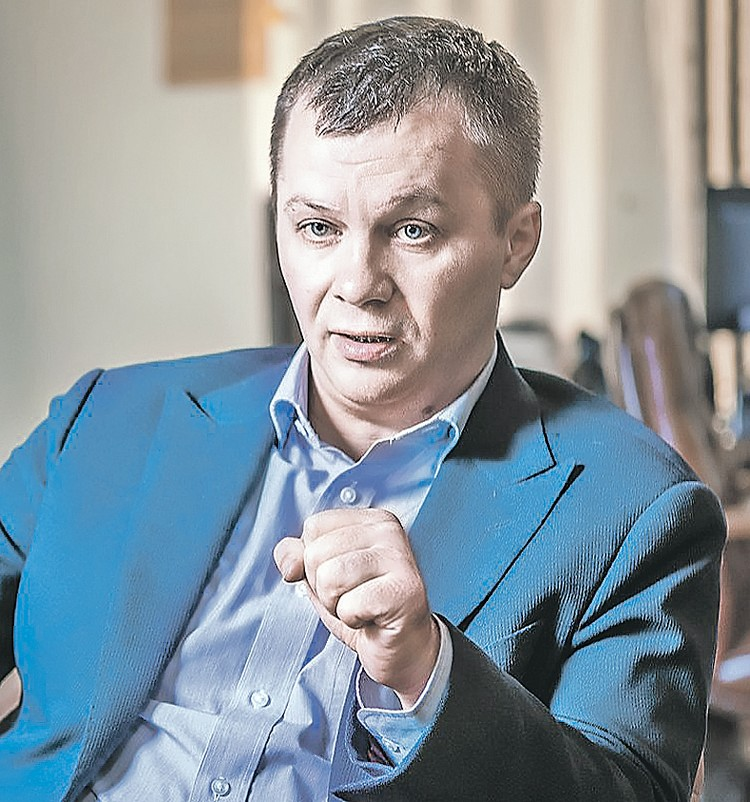 Тимофей МИЛОВАНОВ. Фото: twitter.com