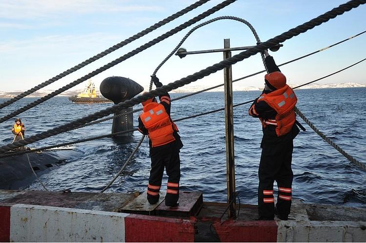 Трагедия в Баренцевом море 1 июля - самая страшная катастрофа российского флота в уходящем году