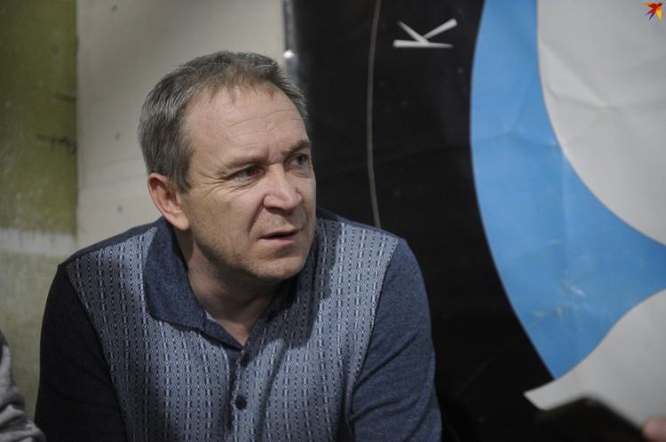 Григорий Жуков, один из создателей клуба