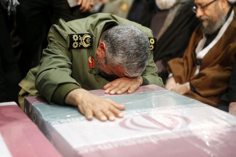 В Иране простились с генералом Сулеймани