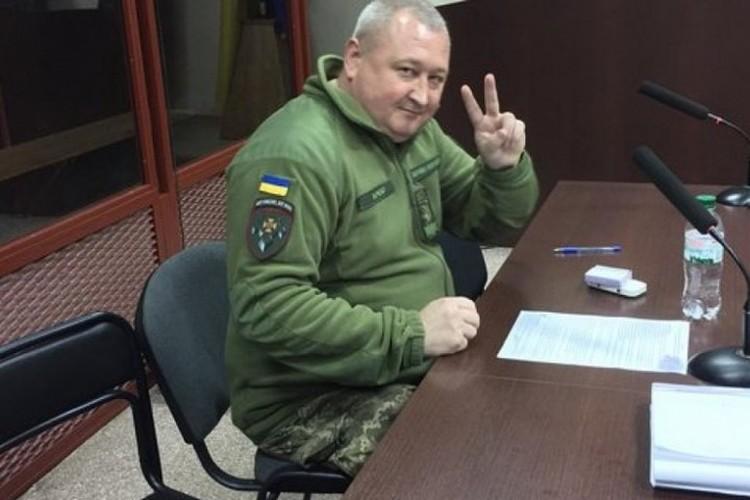 Генерала-казнокрада освободили под залог – 19 миллионов гривен внес Порошенко. Фото: 24tv.ua