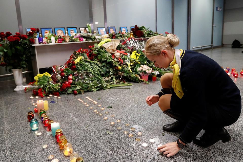 Экипаж состоял из граждан Украины Фото: REUTERS