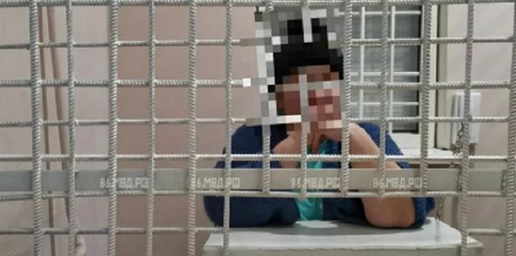 Мошенницу задержали в городе Урай. Фото с сайта УМВД по ХМАО-Югре
