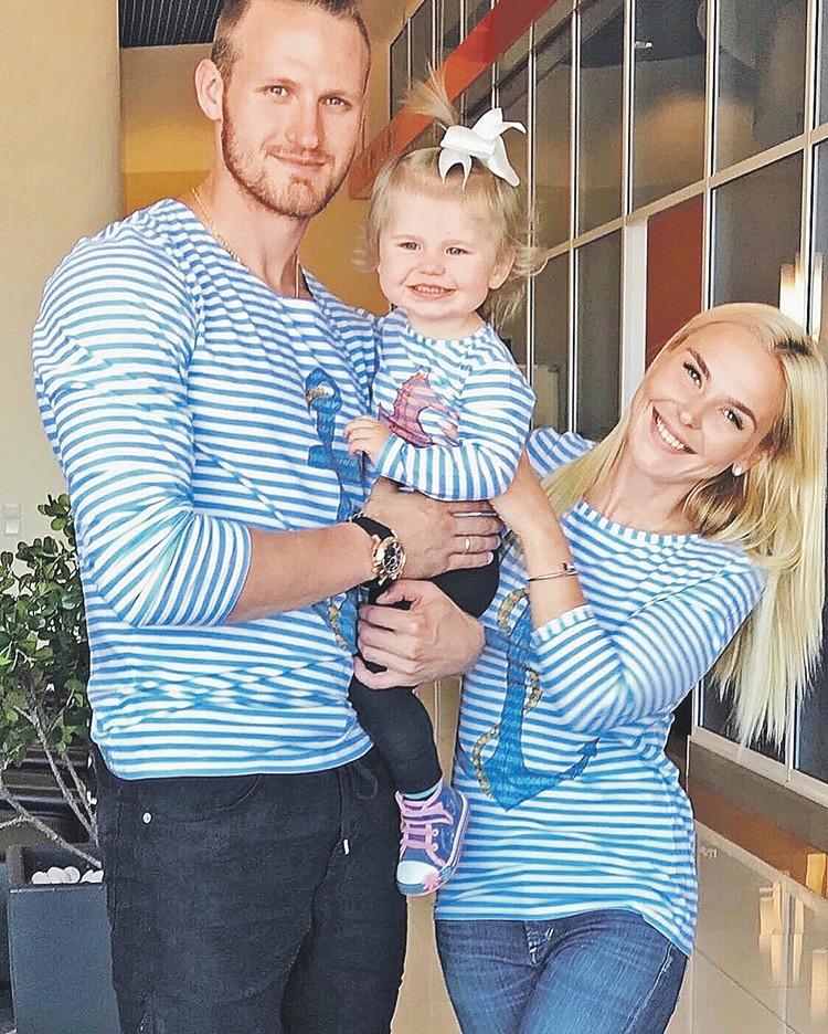 21 января дочке Пелагеи и Ивана Таисии исполнится три года. Фото: instagram.com/pelageya_insta