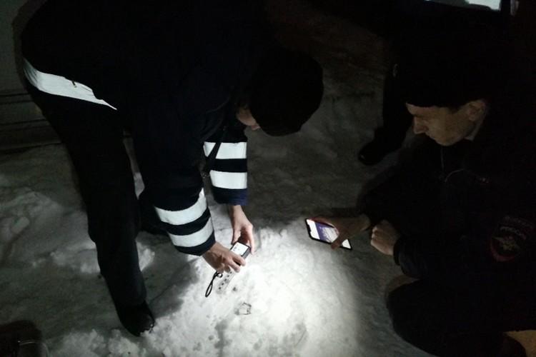 Местные жители уже написали заявление в полицию. ФОТО: Лариса Саплина.