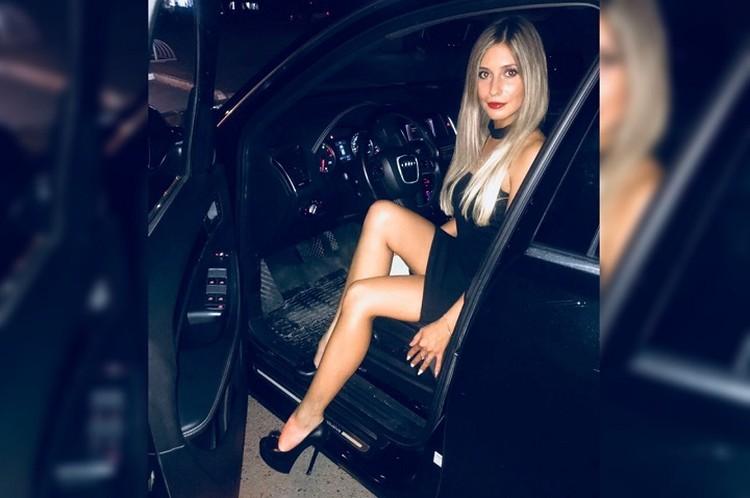 Ксения Каторгина была убита из-за машины. Фото: соцсети