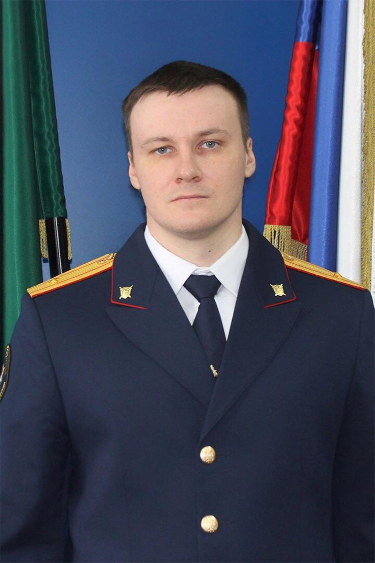 Алексей Можаев.