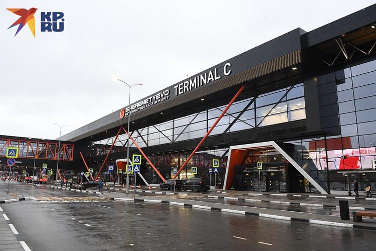 Новый пассажирский терминал входит в состав Северного терминального комплекса