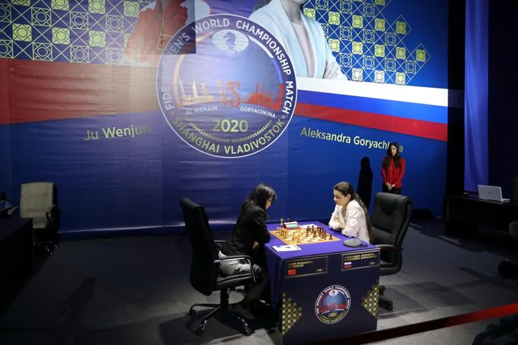 Всего Чемпионат состоит из 12 встреч. Фото: министерство физической культуры и спорта Приморского края
