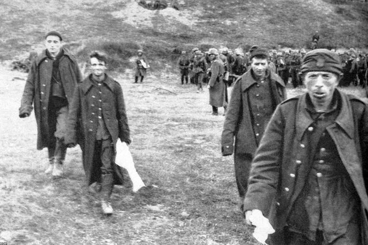 Польская армия оказалась не способна противостоять Германии.