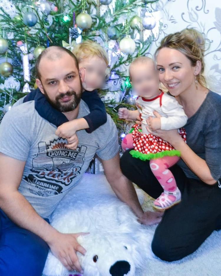 - Я могла потерять самое дорогое - мужа и наших малышей, - говорит Анастасия Перлович.