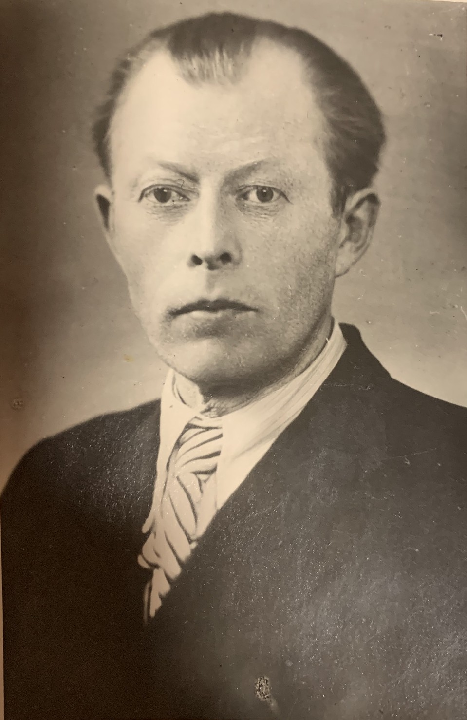 Иванов Владислав Константинович. Послевоенное фото.