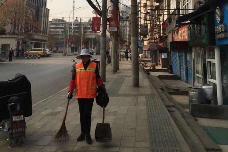 Улицы Уханя. Фото: личный архив