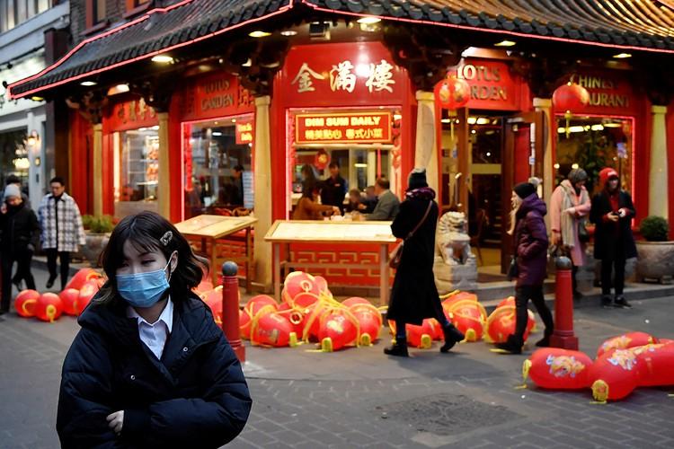 Как раз на 25 января пришлось наступление Нового года по китайскому календарю