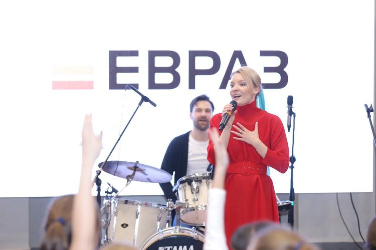 Обучающие занятия проходят уже второй год при поддержке компании ЕВРАЗ Фото: предоставлено организаторами
