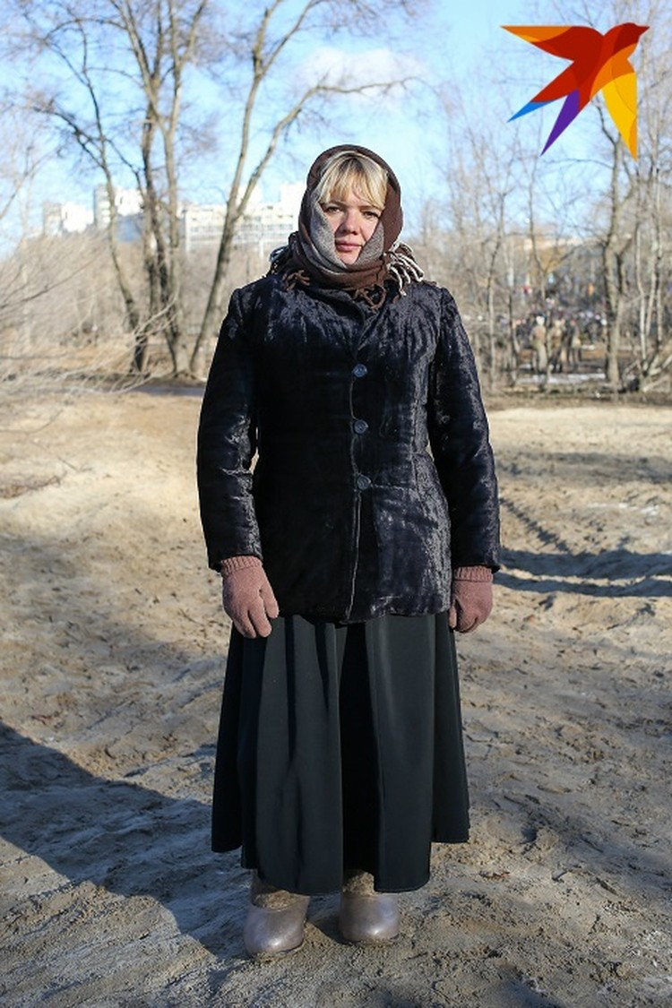 Марина Ветрова.