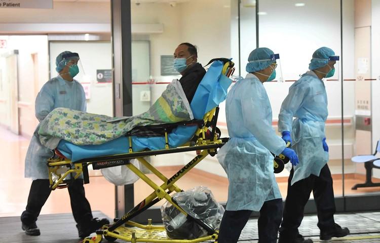Эпидемия началась в конце декабря. По состоянию на 28 января 2020 г. погибло от нового коронавируса 105 человек, все в Китае!