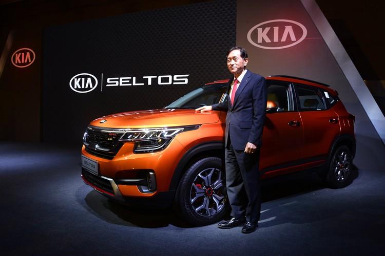 Производство нового компактного кроссовера KIA Seltos началось на калининградском заводе «Автотор», это явно потенциальный бестселлер. Фото: Zuma/ТАСС