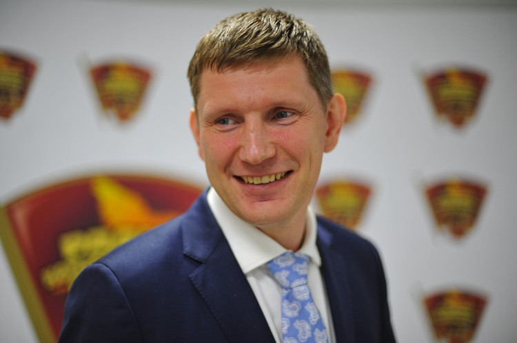 Министр экономического развития Максим Решетников.