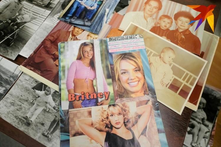 Дневник Оли с Бритни Спирс