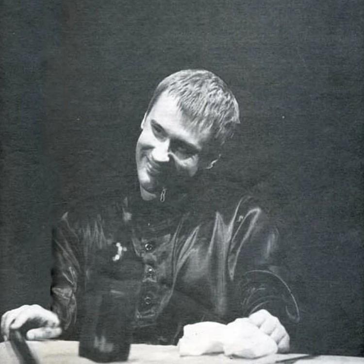 Дмитрий Бульба в образе Свидригайлова. Фото: ptj.spb.ru