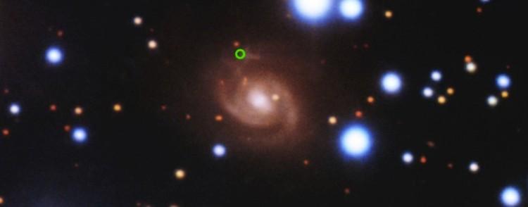 Астрономы запеленговали источник сигналов.
