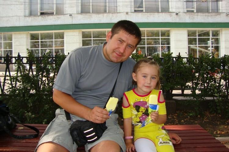 Родители не опускают руки и на протяжении 10 лет разыскивают свою дочь. Фото: семейный архив.