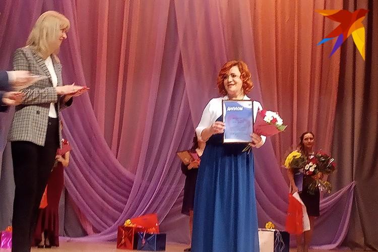 Воспиталем года - Елена Васильева