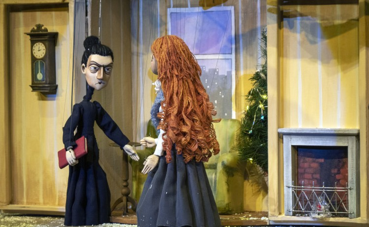 Новая постановка обещает интригу на протяжении всего действия. Фото: Тверской театр кукол