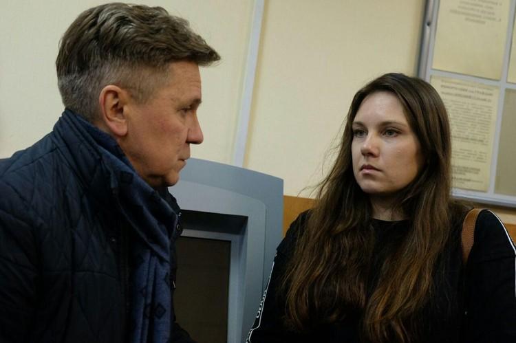 """Адвокат """"боткинской беглянки"""" уверен, что его клиентку не надо отправлять в больницу."""