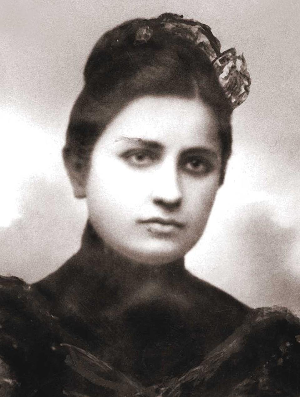 Жена Сталина Екатерина Сванидзе (1885 - 1907). Фото: wikimedia.org