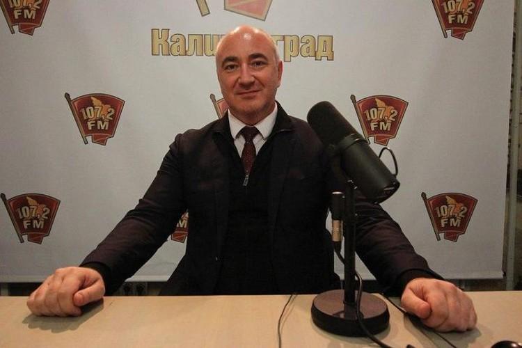 Сергей Званок.