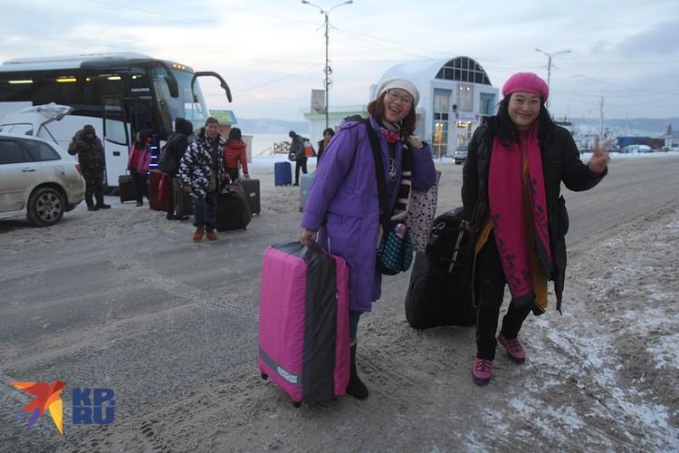 К 336 рекам, впадающим в Байкал теперь прибавилась еще одна - туристическая
