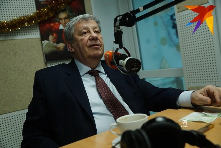 Аркадий Чернецкий лоббирует строительство метро много лет