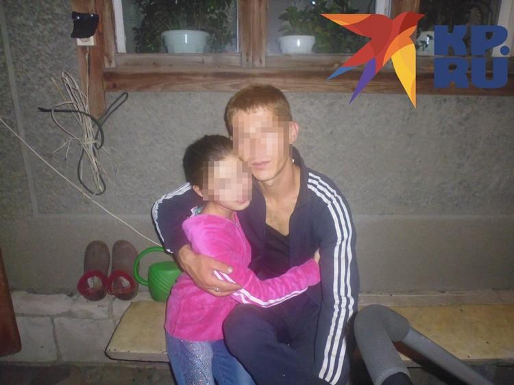 Дмитрий вместе с Виталиной. Фото: соцсети.